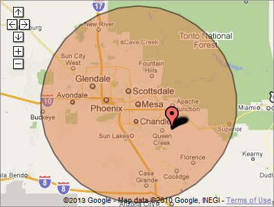 Chandler Virus Removal Service remote or onsite Virus Removal Service Area